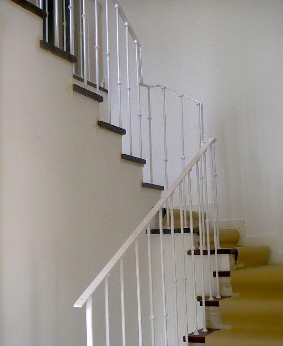 Barandilla para escalera de interior